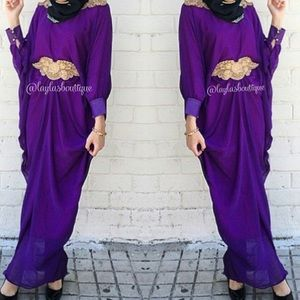 Dresses & Skirts - Kaftan from Layla's boutique